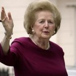 Lady Margaret Thatcher, 8 March 2008