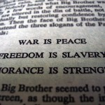 America's Orwellian Liberalism