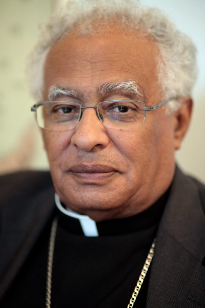 Bishop Macram Gassis of El Obeid, Sudan