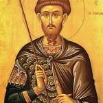 St. Theodore Tyro, Martyr