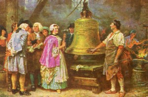 Preparing for Philadelphia 2015: A Liberty Bell for the Family