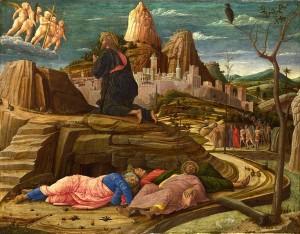Jesus Agony_in_the_Garden Gethsemane