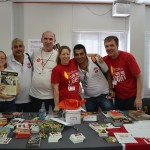 ACN staff meet pilgrims of Egypt in Spain August 19, 2011