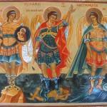 St. Michael, St. Gabriel, St. Raphael, Archangels