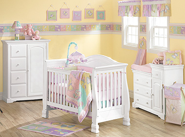 Nursery Furniture on Surprises Build A Family Baby Nursery Furniture 1      Catholic Lane