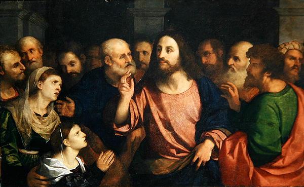 W Jezusie Chrystusie ludzkość powraca do Ojca