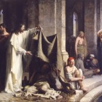 """Christ Healing by the Well of Bethesda"" by Carl Heinrich Bloch"