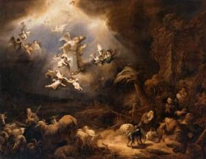 Thinking Liturgically:  The Gloria