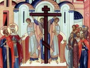 The Cross of Christ the Measure of the World