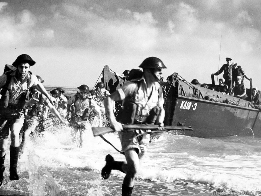 what was the significance of d day Was d-day meant to stop the red army, not to beat the  amphibious cross- english channel invasion of northwestern europe beginning on d-day, june 6,.