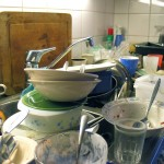 Preaching, Teaching, and Washing Dishes
