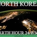 The Koreas at Night, 30 January 2014