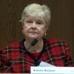 WA State Senator Karen Keiser