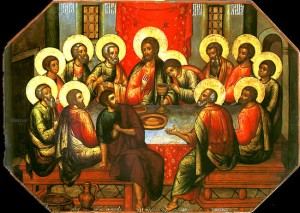 Reflections on the Mass of the Lord's Supper