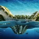 Lilypad Ecopolis, 2008, Vincent Callebaut Architectures