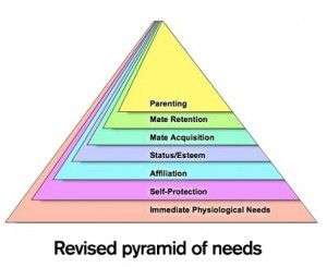 Maslows Need Hierarchy Revision