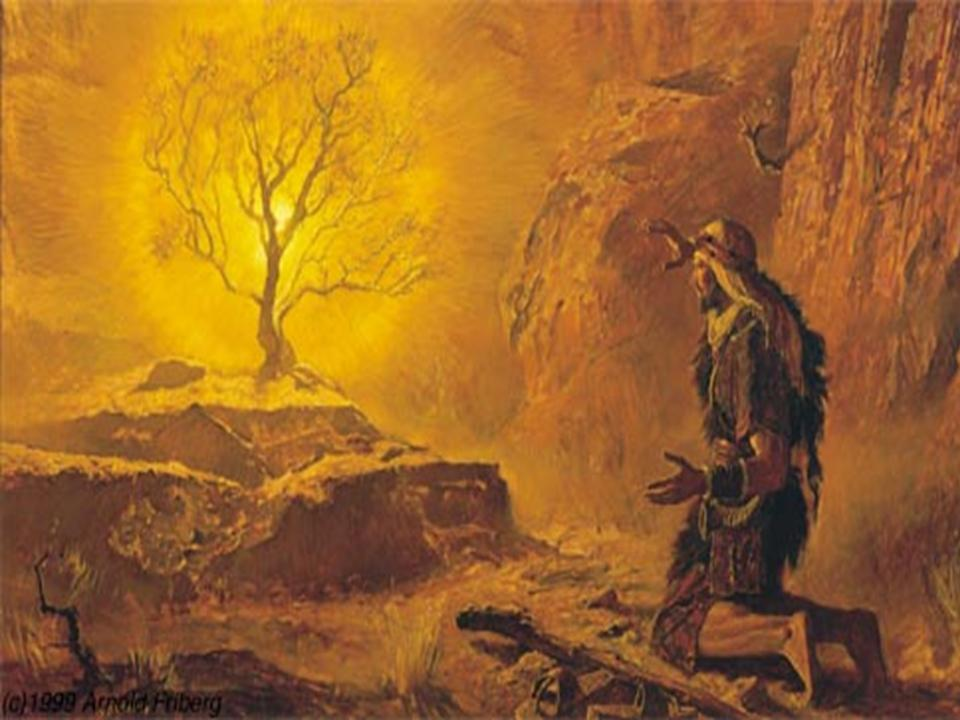 Moses and the burning bush[1] | Catholic Lane