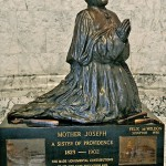 Mother Joseph statue