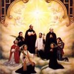St. Isaac Jogues, John de Brebeuf, companions