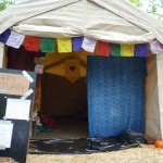 Occupy Chaplains sanctuary tent until December 9th