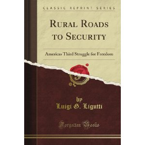 Rural Roads to Security bookcover
