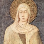 St. Clare, Abbess