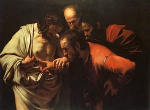 Saint_Thomas, Caravaggio