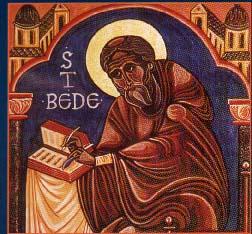 Bede first historian