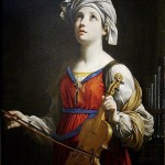 St. Cecilia, Virgin and Martyr