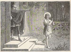 St. Cyril, boy martyr