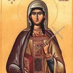 St. Olympias, widow