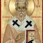the Memorial of St. Tarasius