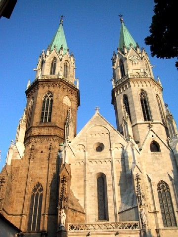 Abbey of Klosterneuburg, Austria, Nativity of Our Lady Basilica