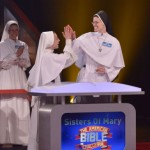 Sisters of Mary Compete on The American Bible Challenge