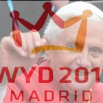 The Pope and the Disabled Meet in Madrid