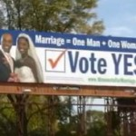 MN for Marriage Billboard