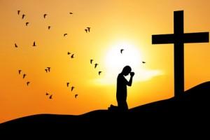 cross-prayer