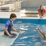 Inside the Dolphin Tale's Second Splash