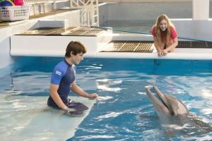 Inside the Dolphin Tale's Second Splash