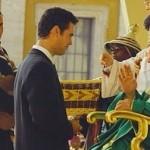 Meeting John Paul II