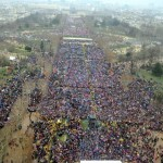 """1.3 Million Demonstrate Against Same-Sex """"Marriage"""" and Adoption in Paris"""
