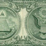 Both sides of the Great Seal of the USA, 1782