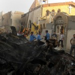 Church Bombed in Iraq