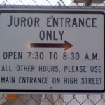Jury Duty Matters