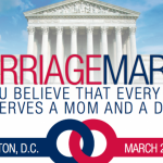 March for Marriage Set for Next Week in Washington DC