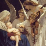 The Drawing Power of the Infant Christ