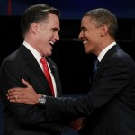 Gov. Mitt Romney vs. Pres. Barack Obama
