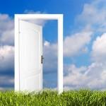 Go Through Doors of New Possibilities