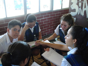 youth school teens uniform catholicschool privateschool learn study teenagers
